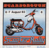 Scarborough Scooter Rally August 6-7 1983
