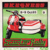 Skegness Scooter Rally October 8-9 1983