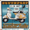 Southport Scooter Rally September 17-18 1983