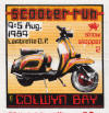 Colwyn Bay Scooter Rally August 4-5 1984