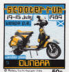 Dunbar Scooter Rally July 14-15 1984