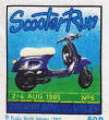 Colwyn Bay Scooter Rally August 2-4 1985