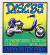 DISC Scooter Rally June 8-9 1985