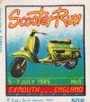 Exmouth Scooter Rally - July 5-7 1985