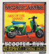Morcambe Scooter Rally - May 2-5 1986
