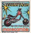 Morecambe Scooter Rally Easter 1987