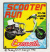 Exmouth Scooter Rally June 17-19 1988