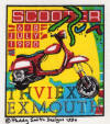 Exmouth Scooter Rally July 6-8 1990