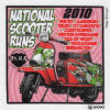 National Scooter Runs Patch 2010