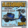 Cleethorpes National Scooter Rally 2014
