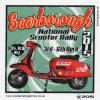 Scarborough Scooter Rally - Easter 2015