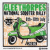 Cleethorpes National Scooter Rally 2016